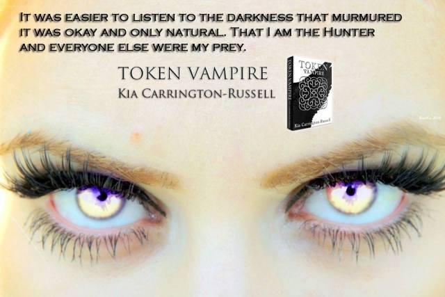 Token Vampire By Kia Carrington Russell