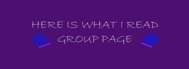 Here is what I read group